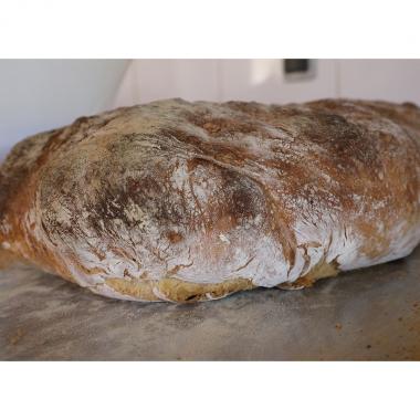 Pão de Água | Chapata