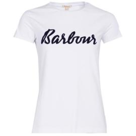T-shirt Rebecca Tee Barbour